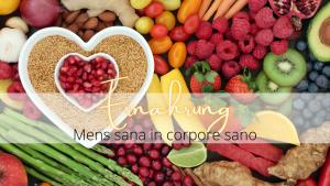 Gesunder Lebensstil – Ernährung